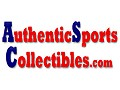 Authentic Sports Memorabilia - logo