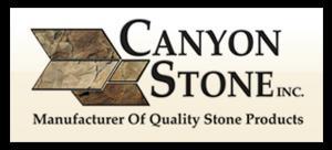 Canyon Stone, New York City - logo